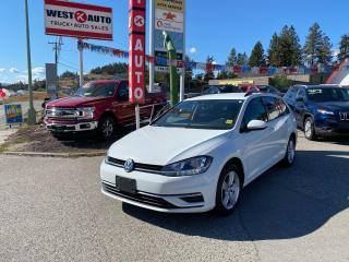 Used 2019 Volkswagen Golf Wagon S for sale in West Kelowna, BC
