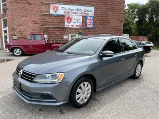 Used 2015 Volkswagen Jetta 1.8TSI Trendline+/ONE OWNER/NO ACCIDENTS/SAFETY IN for sale in Cambridge, ON