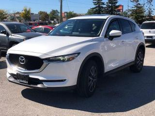 Used 2017 Mazda CX-5 GT + Premium package for sale in Bolton, ON