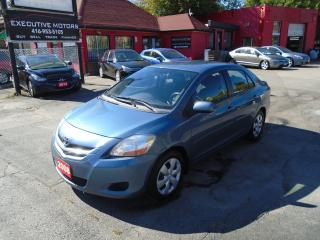 Used 2008 Toyota Yaris ONE OWNER / NO ACCIDENT / LOW KM / SUPER CLEAN /AC for sale in Scarborough, ON