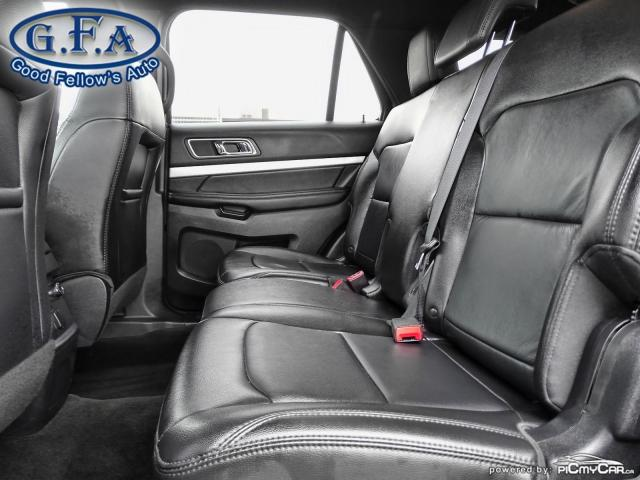 2017 Ford Explorer XLT MODEL, 7 PASS, LEATHER SEATS, REARVIEW CAMERA Photo9