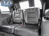 2017 Ford Explorer XLT MODEL, 7 PASS, LEATHER SEATS, REARVIEW CAMERA Photo32