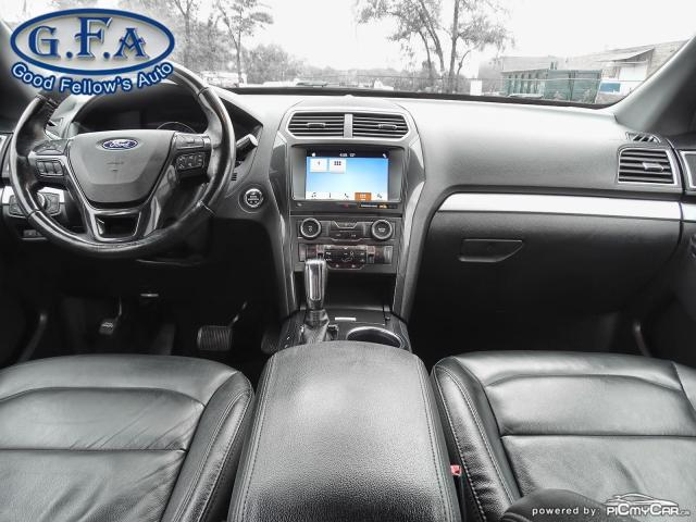 2017 Ford Explorer XLT MODEL, 7 PASS, LEATHER SEATS, REARVIEW CAMERA Photo14