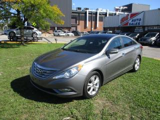 Used 2012 Hyundai Sonata Limited ~ LEATHER ~ DUAL SUNROOF ~ WINTER TIRES for sale in Toronto, ON