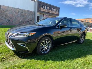 Used 2018 Lexus ES 300 h Hybrid for sale in North York, ON