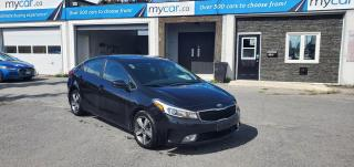 Used 2018 Kia Forte LX+ ALLOYS. HEATED SEATS. A/C. POWER GROUP. for sale in Kingston, ON