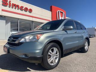 Used 2011 Honda CR-V EX-L for sale in Simcoe, ON