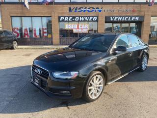 Used 2015 Audi A4 Progressiv plus for sale in North York, ON