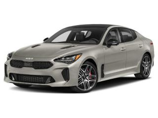 New 2022 Kia Stinger GT Elite - Suede Package for sale in Mississauga, ON