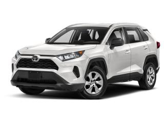 New 2021 Toyota RAV4 LE for sale in Georgetown, ON