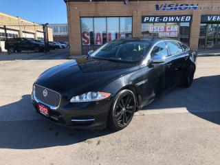 Used 2012 Jaguar XJ XJL for sale in North York, ON