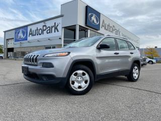 Used 2015 Jeep Cherokee Sport | REMOTE START | BLUETOOTH | BACK-UP CAMERA | for sale in Innisfil, ON