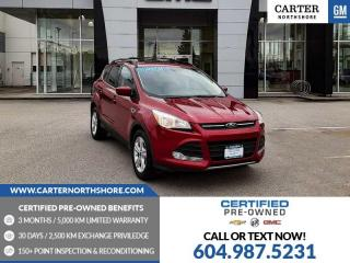 Used 2015 Ford Escape SE for sale in North Vancouver, BC