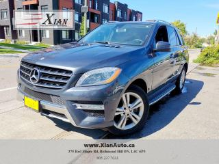 Used 2013 Mercedes-Benz M-Class ML 350 BlueTEC for sale in Richmond Hill, ON