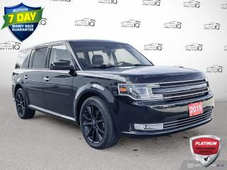 Used 2019 Ford Flex Limited AWD Leather/Navi/Roof for sale in St Thomas, ON
