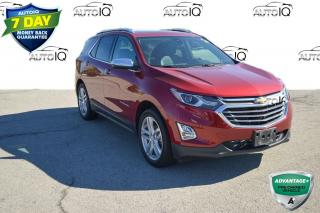 Used 2018 Chevrolet Equinox Premier AWD for sale in Grimsby, ON