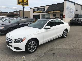 Used 2015 Mercedes-Benz C-Class 1 OWNER ,NO ACCIDENTS MB SERVICE HISTORY for sale in Etobicoke, ON
