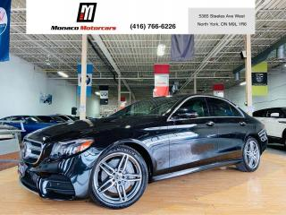 Used 2018 Mercedes-Benz E-Class E 300 AMG PKG - DISTRONIC PLUS | STEER ASSIST |360 for sale in North York, ON