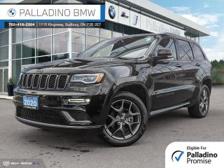 Used 2020 Jeep Grand Cherokee Limited Selec-Terrain, Alpine Sound System, No Accidents for sale in Sudbury, ON