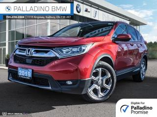 Used 2019 Honda CR-V EX Low KM, No Accidents, Clean Exterior for sale in Sudbury, ON