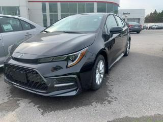 New 2022 Toyota Corolla MANUAL + SE PACKAGE! for sale in Cobourg, ON