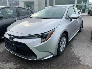 New 2022 Toyota Corolla L package in stock! for sale in Cobourg, ON
