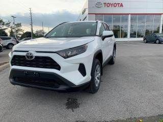 New 2021 Toyota RAV4 LE AWD + HEATED FRONT SEATS! for sale in Cobourg, ON