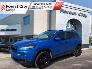 Used 2018 Jeep Cherokee Limited for sale in London, ON