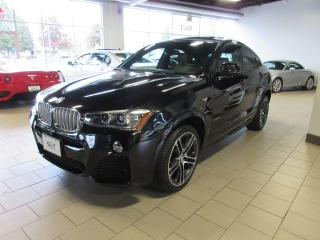 Used 2015 BMW X4 xDrive35i for sale in Markham, ON