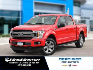 Used 2018 Ford F-150 Limited  for sale in London, ON