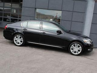 Used 2007 Lexus GS 450H HYBRID NAVI|REARCAM|LEATHER|ROOF|MARK-LEVINSON|ALLOYS for sale in Toronto, ON