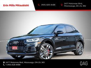 Used 2019 Audi SQ5 3.0T Technik quattro 8sp Tiptronic for sale in Mississauga, ON