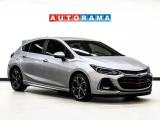 Used 2019 Chevrolet Cruze RS Hatchback Backup Camera Heated Seats for sale in Toronto, ON
