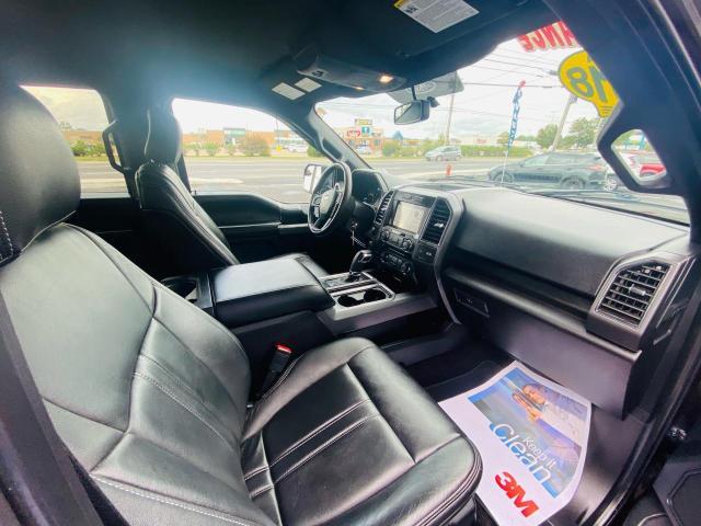 2018 Ford F-150 XLT SPORT / LEATHER / CLEAN CAR FAX