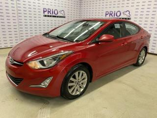 Used 2015 Hyundai Elantra 4dr Sdn Auto Sport Appearance for sale in Ottawa, ON