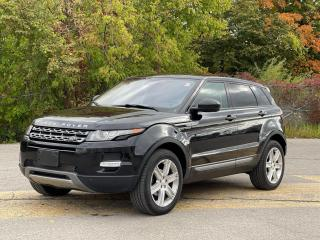 Used 2015 Land Rover Range Rover Evoque Premium  Navigation/Panoramic Sunroof/Blind Spot for sale in North York, ON