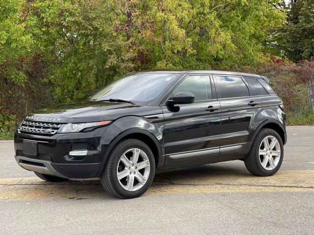 2015 Land Rover Range Rover Evoque Premium  Navigation/Panoramic Sunroof/Blind Spot Photo2