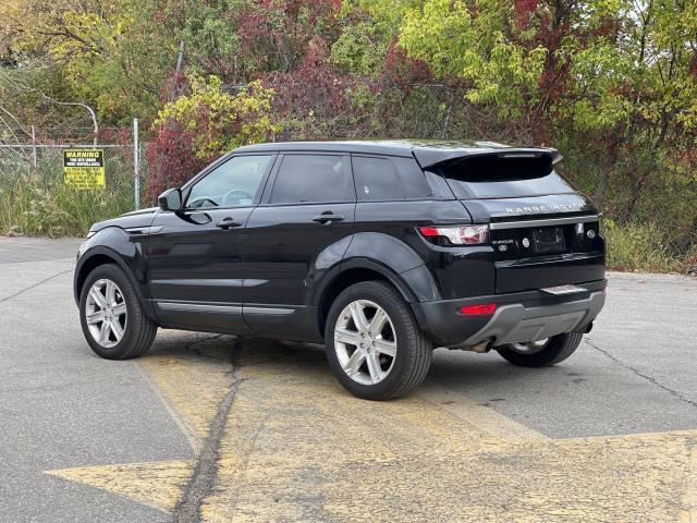 2015 Land Rover Range Rover Evoque Premium  Navigation/Panoramic Sunroof/Blind Spot Photo4