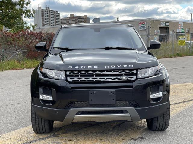 2015 Land Rover Range Rover Evoque Premium  Navigation/Panoramic Sunroof/Blind Spot Photo9