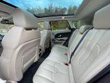 2015 Land Rover Range Rover Evoque Premium  Navigation/Panoramic Sunroof/Blind Spot Photo31