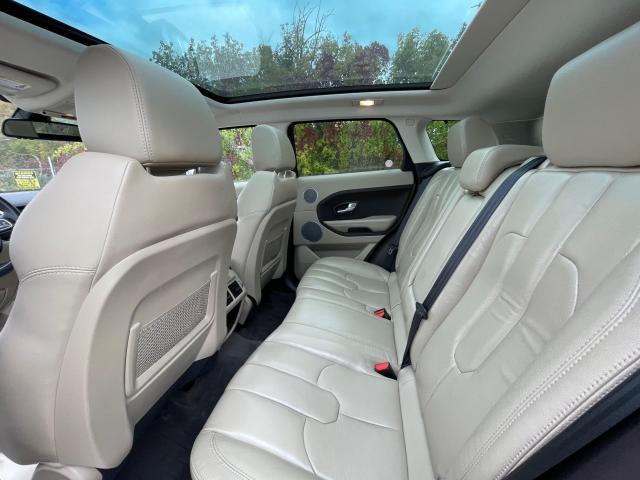 2015 Land Rover Range Rover Evoque Premium  Navigation/Panoramic Sunroof/Blind Spot Photo12