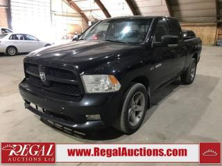 Used 2010 Dodge Ram 1500 Sport for sale in Calgary, AB