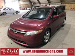Used 2007 Honda Civic for sale in Calgary, AB