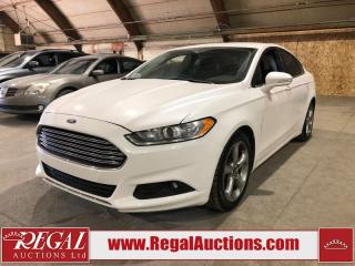 Used 2015 Ford Fusion SE for sale in Calgary, AB