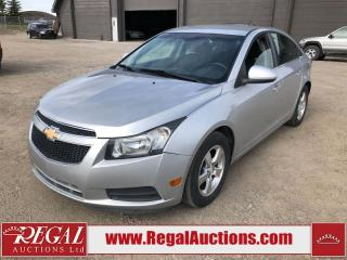 Used 2012 Chevrolet Cruze LT for sale in Calgary, AB
