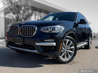 Used 2018 BMW X3 xDrive30i Accident Free! Enhanced! New Brakes! for sale in Winnipeg, MB