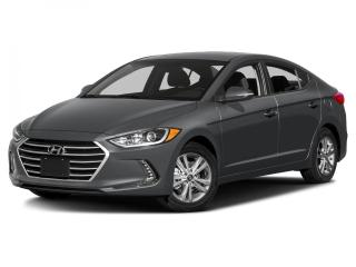 Used 2018 Hyundai Elantra GL   Certified   0.99% Available   for sale in Winnipeg, MB