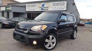 Used 2011 Kia Soul 4u Retro5dr Wgn Auto for sale in Etobicoke, ON