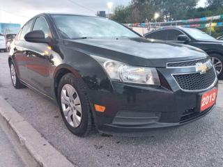 Used 2013 Chevrolet Cruze LS-EXTRA CLEAN-4 CYL-AUX-GAS SAVER-MUST SEE!!! for sale in Scarborough, ON