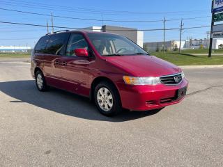 Used 2003 Honda Odyssey EX LOW KM CLEAN VAN One Owner for sale in Winnipeg, MB